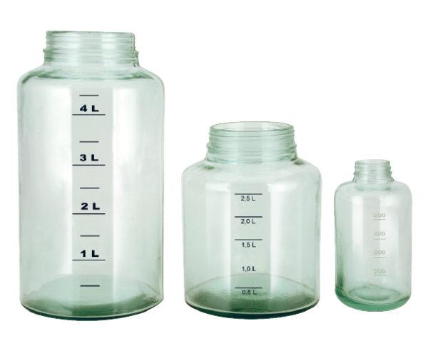 frasco coletor